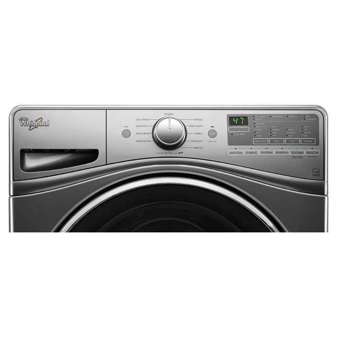Washer with TumbleFresh(TM) Option - 5.2 cu.ft - Chrome Shadow