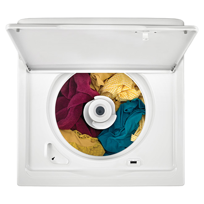 Top Load Washer with Porcelain Tub - 4.0 cu. ft. - White