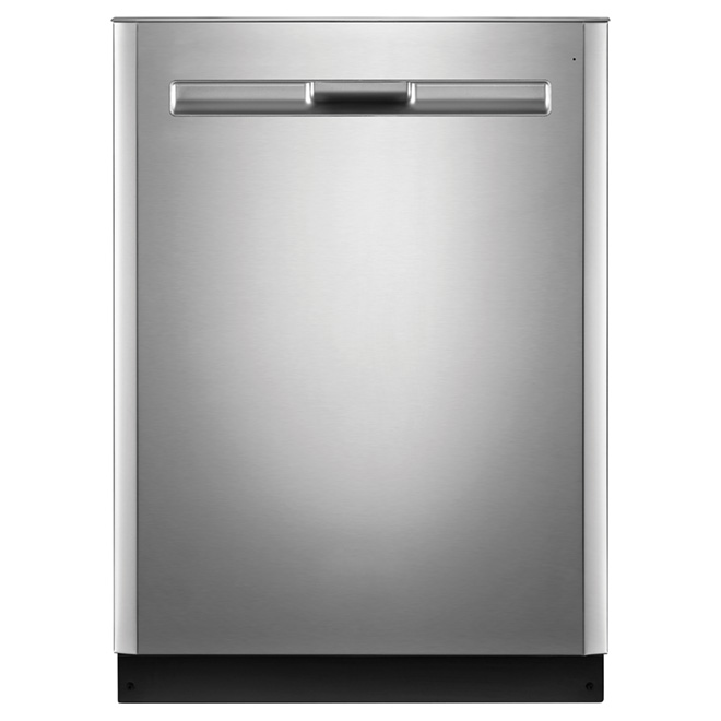 "24"" Built-in Quiet Dishwasher - Stainless Steel"