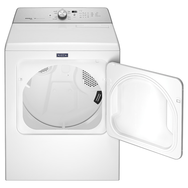 Electric Dryer with AccuDry™(TM)- 7 cu.ft. - White
