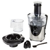 All-In-One Juice Extractor - 2 Speed - Black/Silver