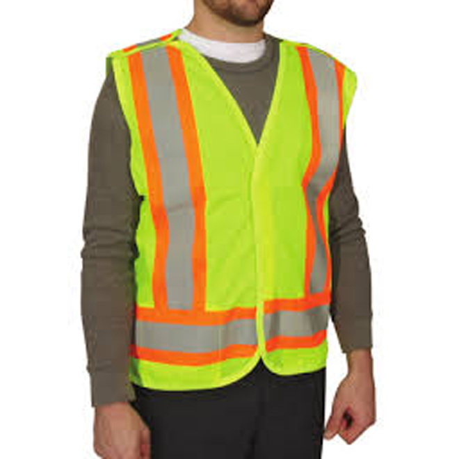 Safety Vest - 2XL - Orange