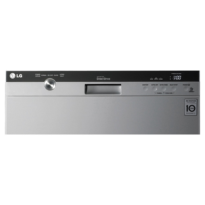 "24"" Dishwasher with EasyRack(TM) Plus System"