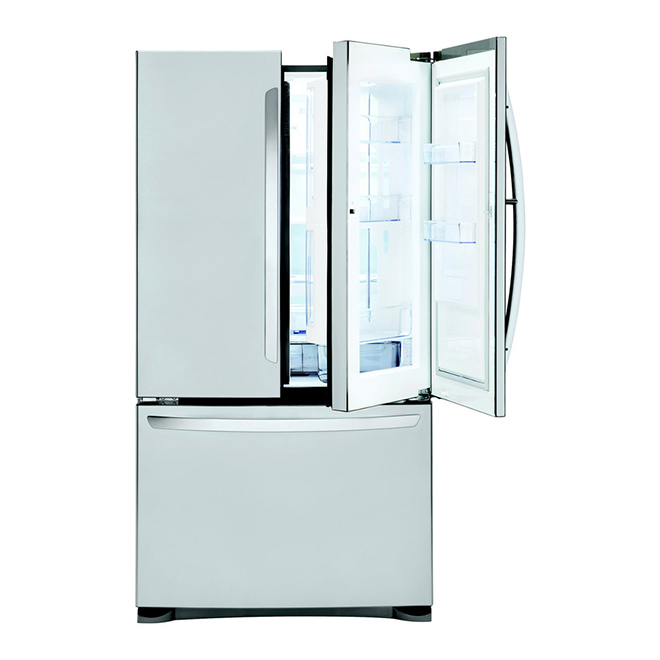 Refrigerator with Door-in-Door™ - 24.8 cu. ft. - Stainless