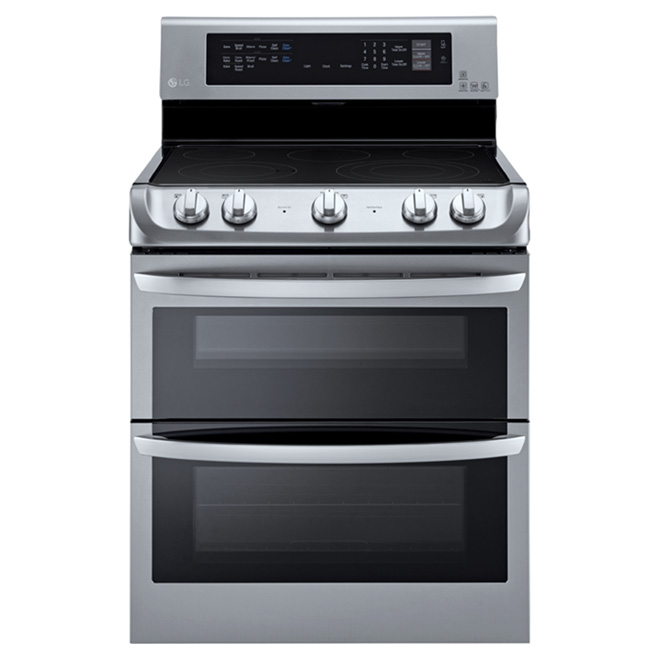 Slide-in Convection Range - 7.3 cu. ft. - Stainless Steel