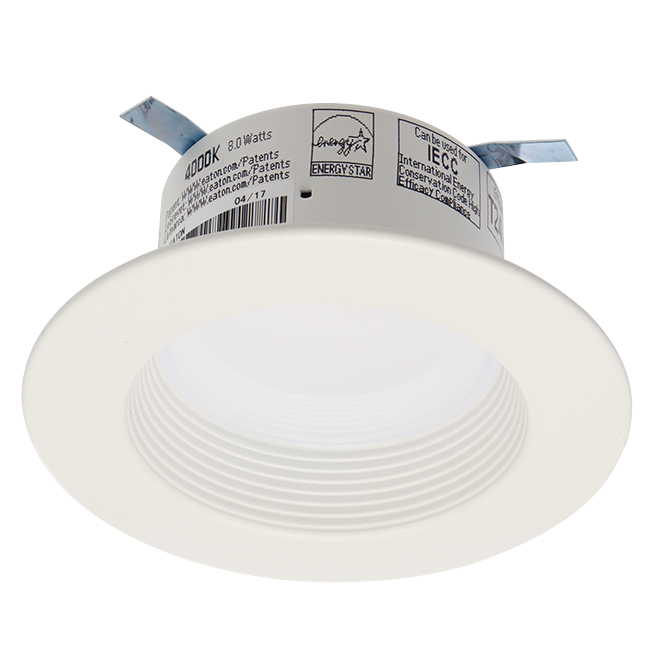 Dimmable recessed light led 4 cool white rona dimmable recessed light led 4 cool white mozeypictures Choice Image