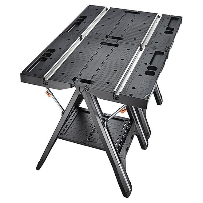 Pegasus Multi Function Work Table And Sawhorse Rona
