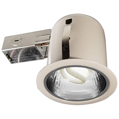 Cfl recessed light fixture rona cfl recessed light fixture mozeypictures Image collections
