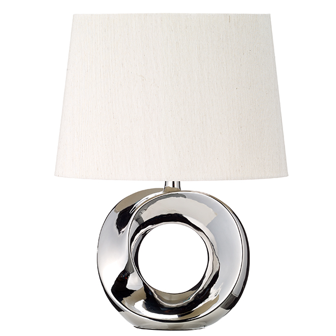"""Transitional"" Table lamp"