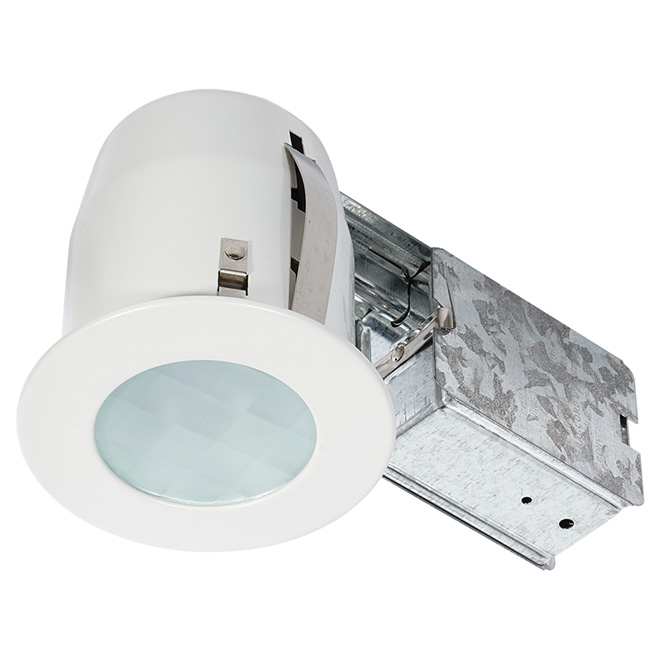 Shower LED Recessed Light - 7 W - White