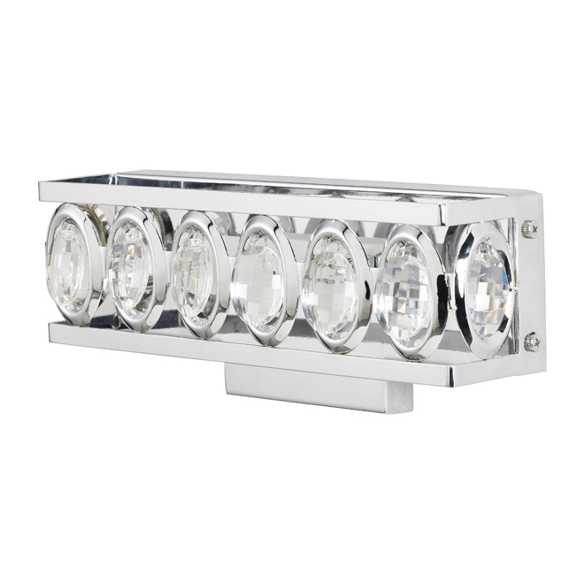 "Bathroom Vanity Lights Rona maxine"" vanity light fixture 