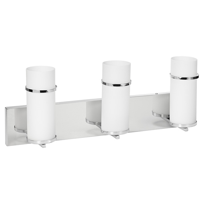 Bathroom Vanity Lights Rona : 3-Light Wall-Mounted Vanity Light- 24