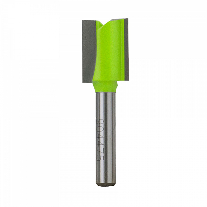 "Straight Carbide Router Bit - 5/8"" x 1/4"""