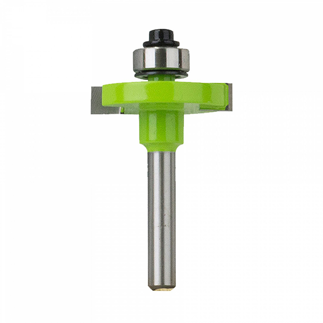 1/4-IN RABETTING ROUTER BIT