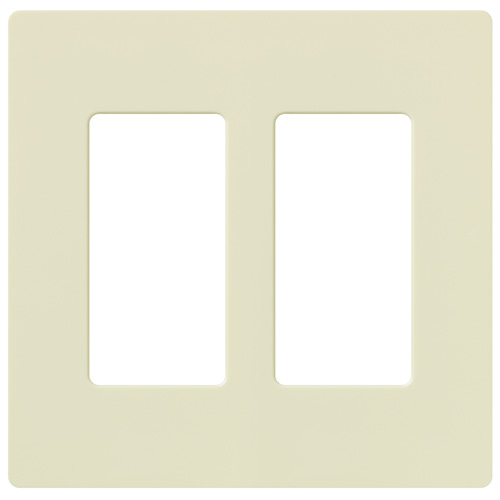 Wall Plate - Double Wall Plate