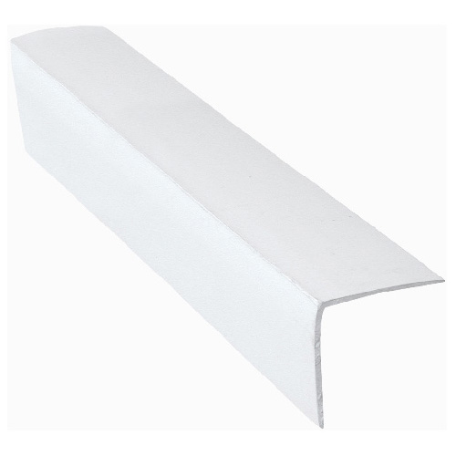 "PVC Wallpaper Moulding 3/4"" x 8'  - White"