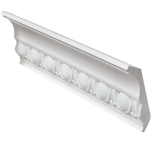 """Egg and Darts"" Crown Moulding"