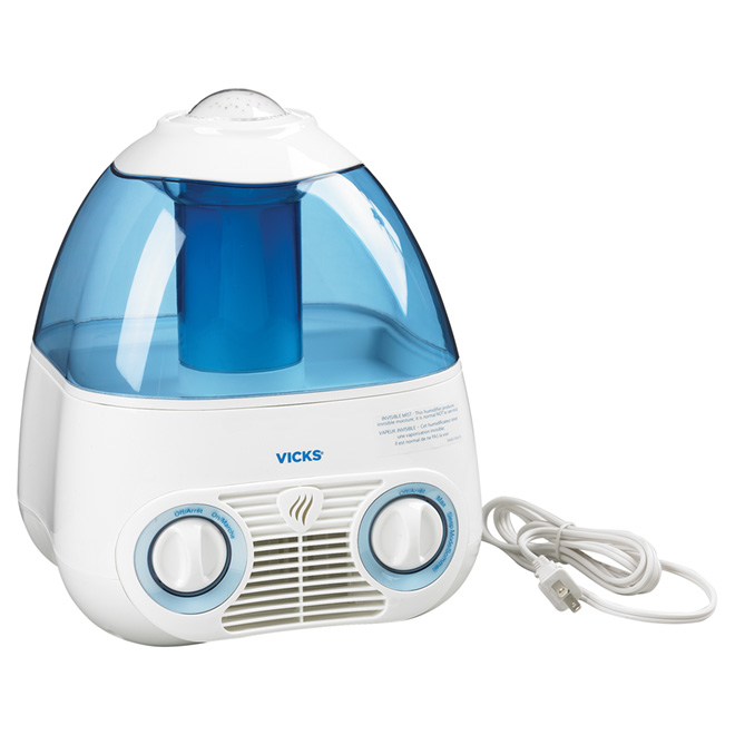 Humidificateur à vapeur froide «Vicks Starry Night»
