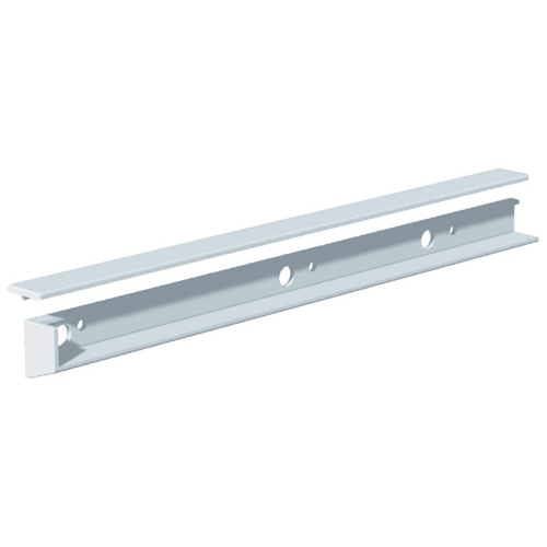 "Plastic Shelf Supports With Caps - 12"" - 2-Pack"