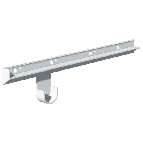 "Plastic Shelf and Rod Supports - 16"" - 2-Pack 