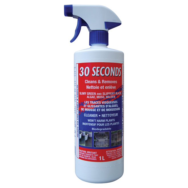 """30 Seconds"" Outdoor Cleaner - 1 L"