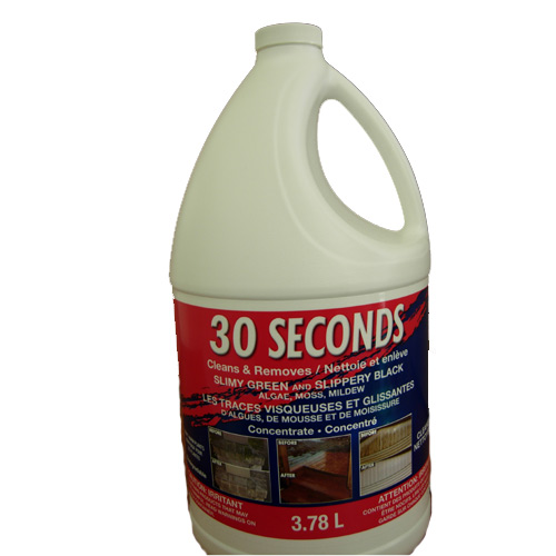 "Outdoor Cleaner - Concentrated - ""30 Seconds"" - 3.78 L"