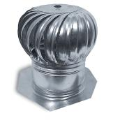 Aluminium Rotary Turbine with Internal Bracing - 12