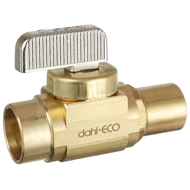 In-line Stop and Isolation Valve