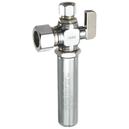 Supply Stop Straight Valve with Water Hammer Arrester