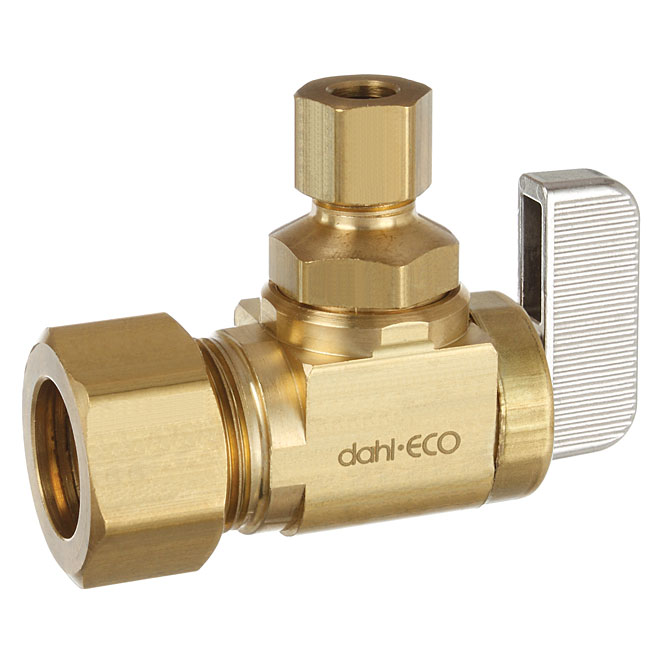 90° Supply Stop Angle Valve