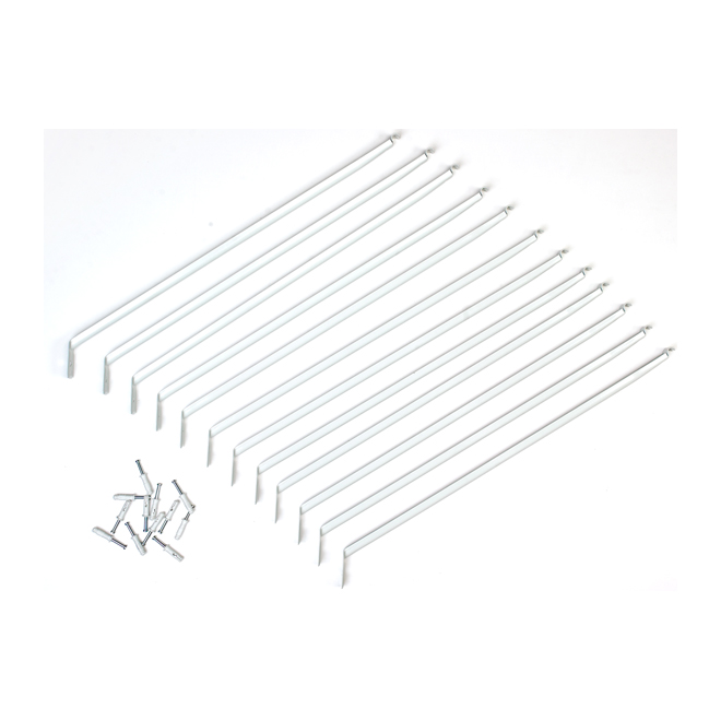 Pack of 12 Shelf Brackets