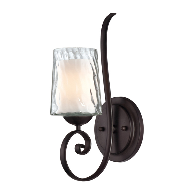 """HILLS"" WALL SCONCE"