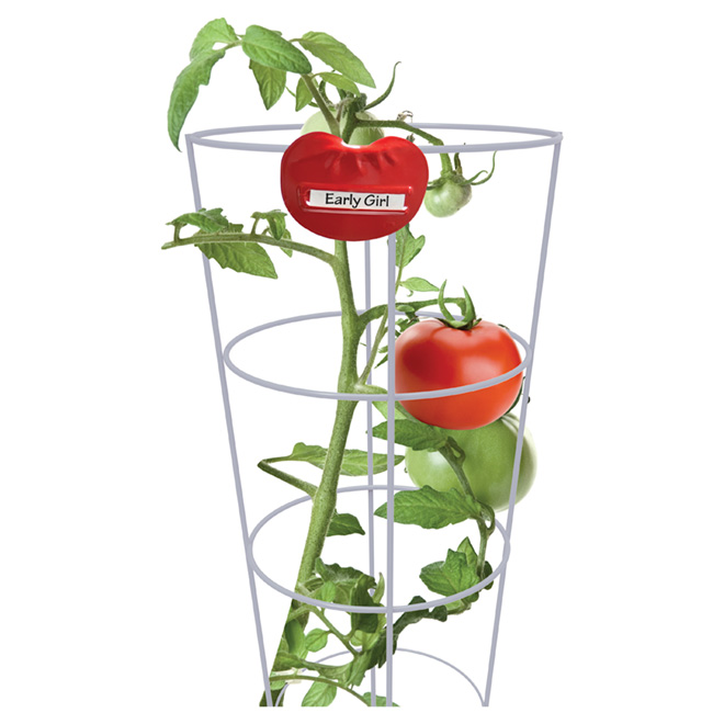 Tomato Cage Plant Tags - 3-Pack