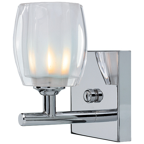 """Gala"" Single Vanity Light"