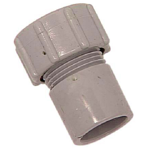 Strain Relief Connector - PVC - 3/4""