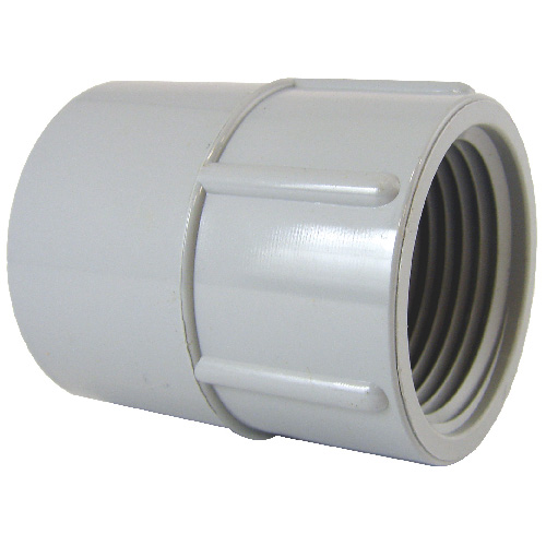 "Conduit Adaptor - PVC - 1 1/2"" - Female"
