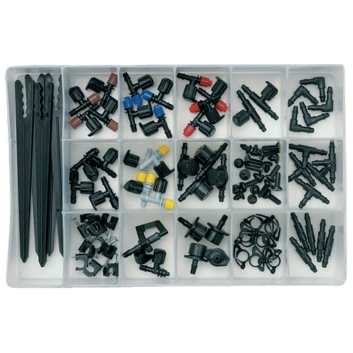 Irrigation Accessory Kit - 92 Pieces