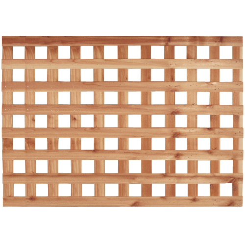 Cedar Lattice Rona