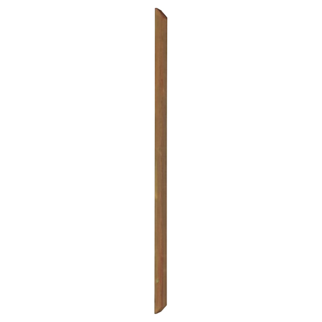 "Treated Wood Slim Baluster - Brown - 1 1/16"" x 42"""
