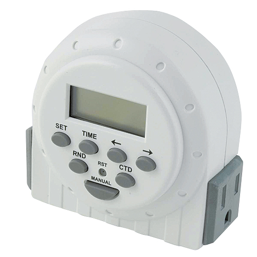 Timer - 7-Day Electronic Timer