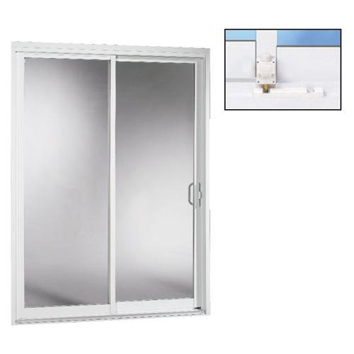 """Nuance"" Sliding Patio Door"