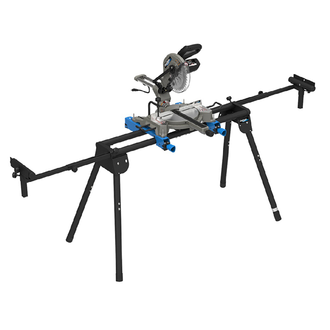 Compound Sliding Mitre Saw And Stand 47 176 15a 10 Quot Rona