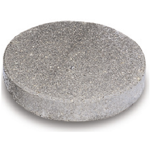 Quot Round Quot Concrete Stepping Stone 12 Quot Natural Rona