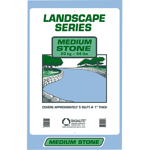 Medium Decorative Stones - 20 kg