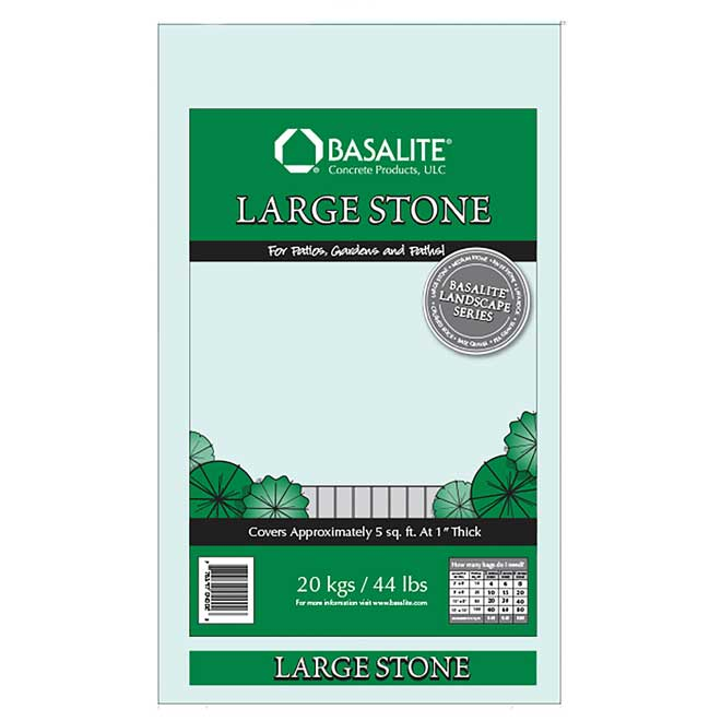 Decorative Stones - Large - 20 kg