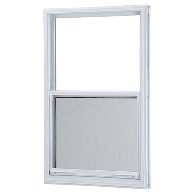 Exterior Door Vented Window Insert 2 X 23 X 37 Rona