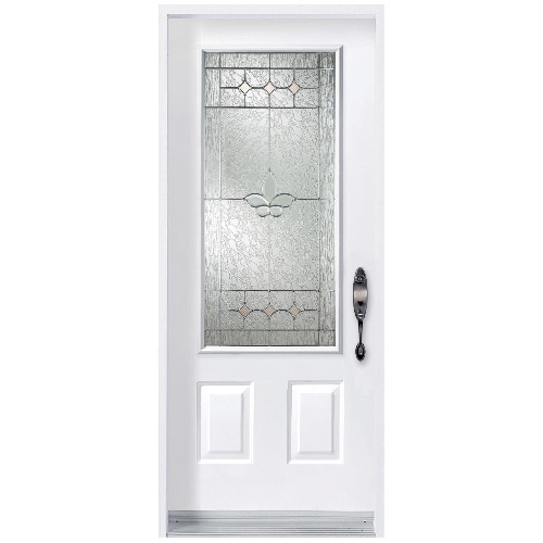 Right  Steel Door