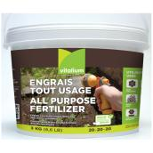All-Purpose Fertilizer 20-20-20