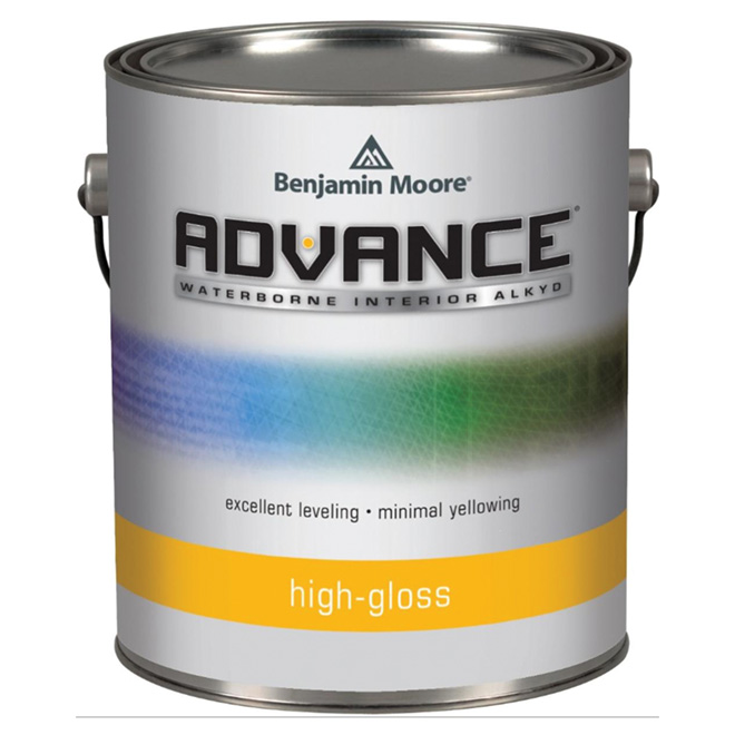 Advance Interior Paint, White, 946mL
