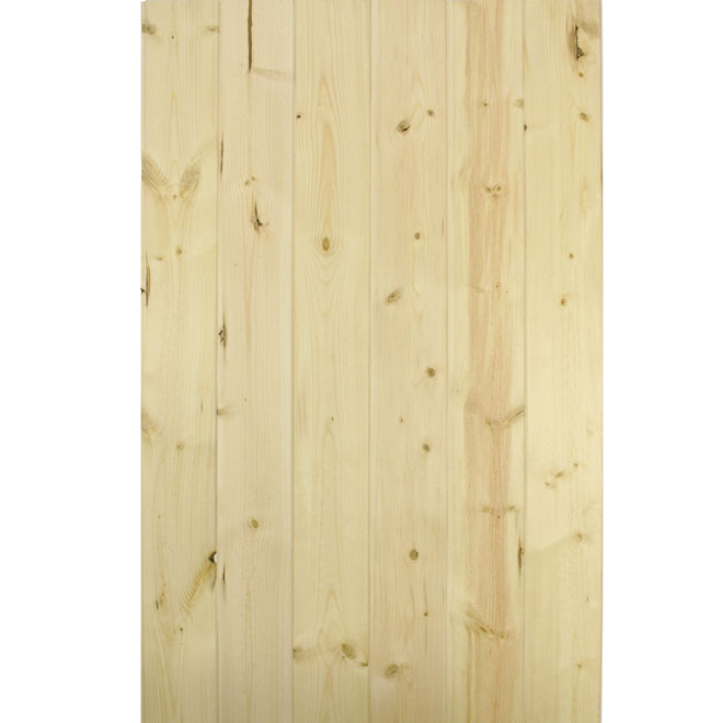 Grade A Knotty Pine Panelling